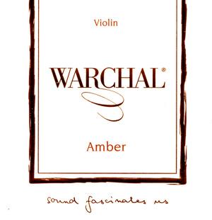 Warchal Amber Violin String, D
