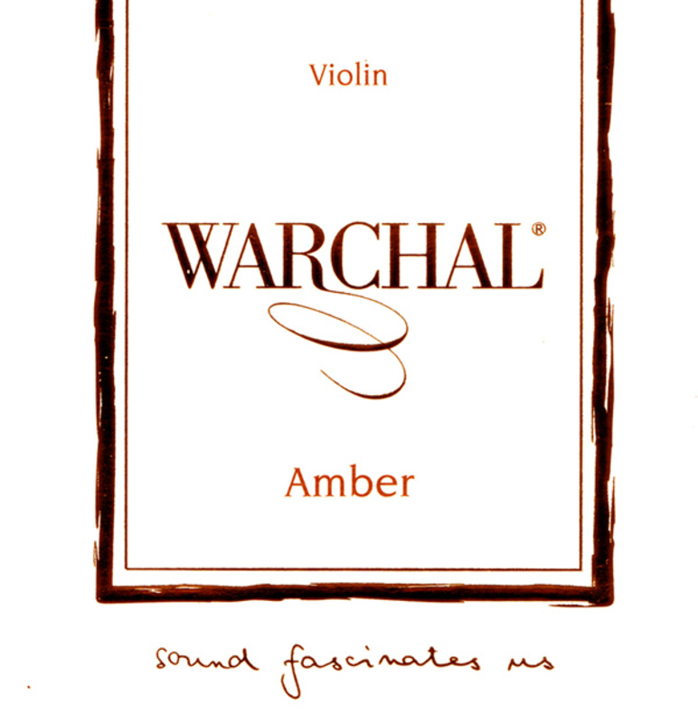 Image of Warchal Amber Violin String, G