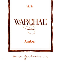 Warchal Amber Violin String, G