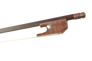 Snakewood Baroque Violin Bow