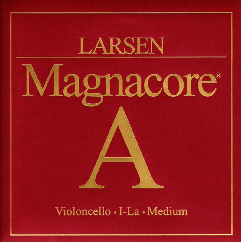 Image of Larsen 'Magnacore' Cello String, A