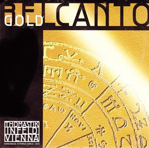 Belcanto GOLD Cello String, A
