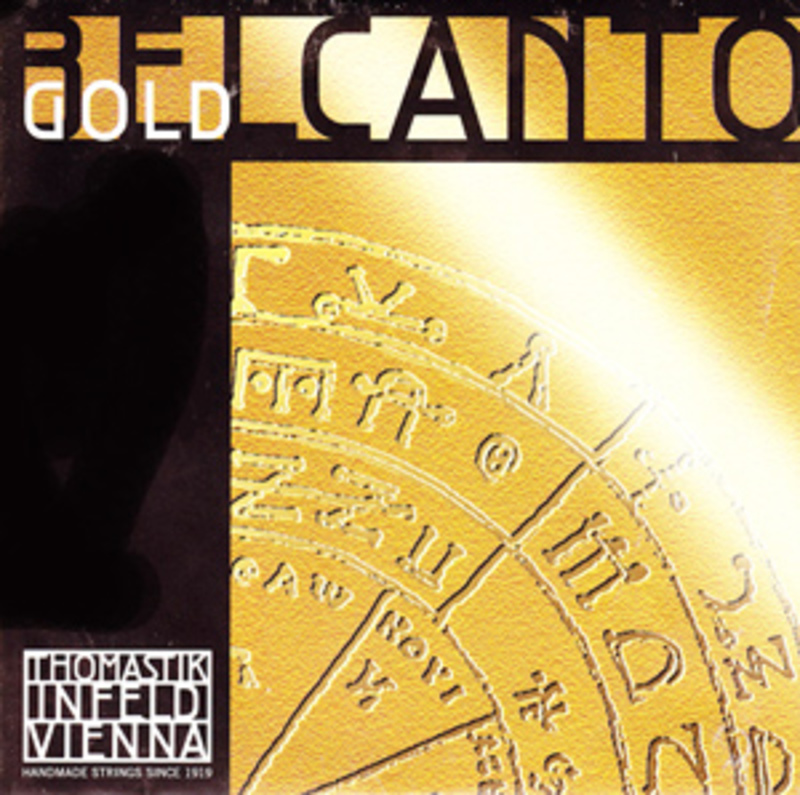 Image of Belcanto GOLD Cello String, D