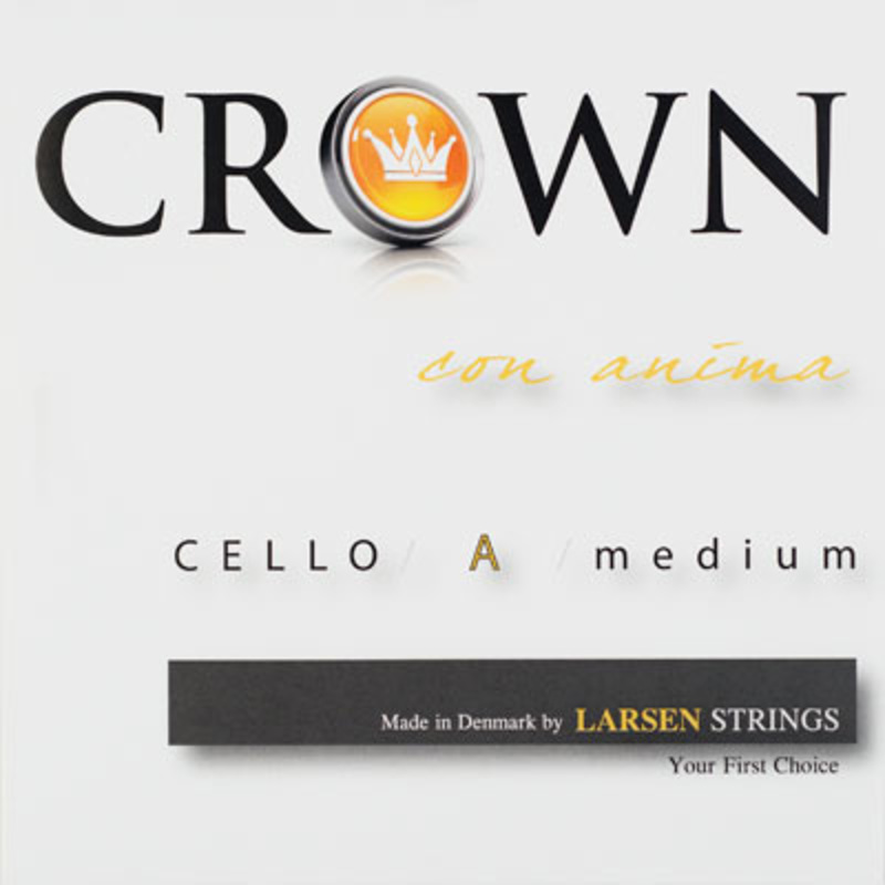 Image of Crown cello string, A