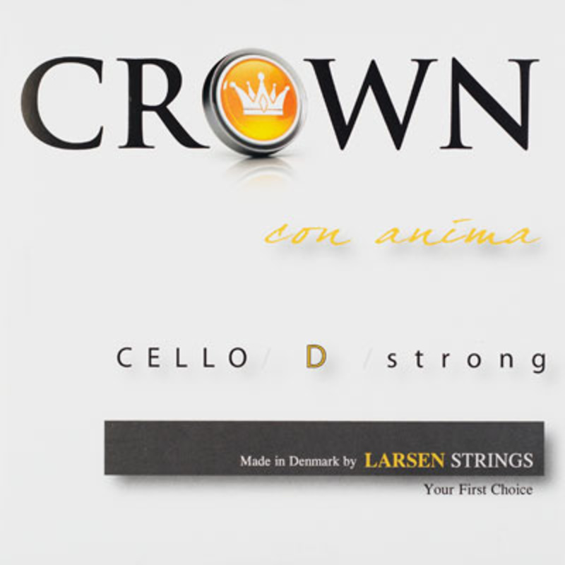 Image of Crown cello string, D
