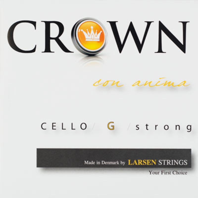 Image of Crown cello string, G
