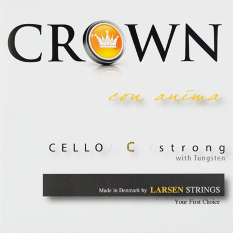 Image of Crown cello string, C