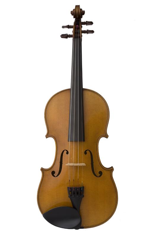 Image of Violin by H. Emile Blondelet, France 1928