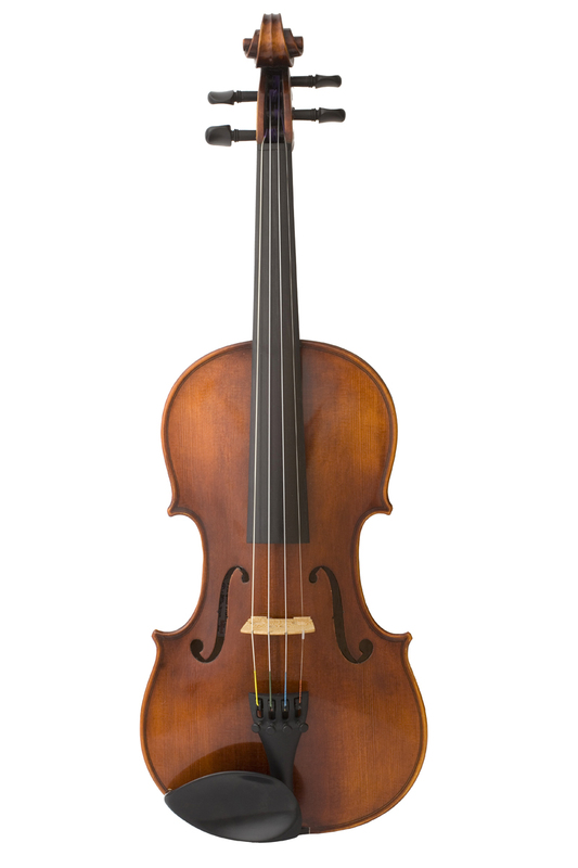 Image of Eastman Concertante Antiqued Violin, Dominant Strings