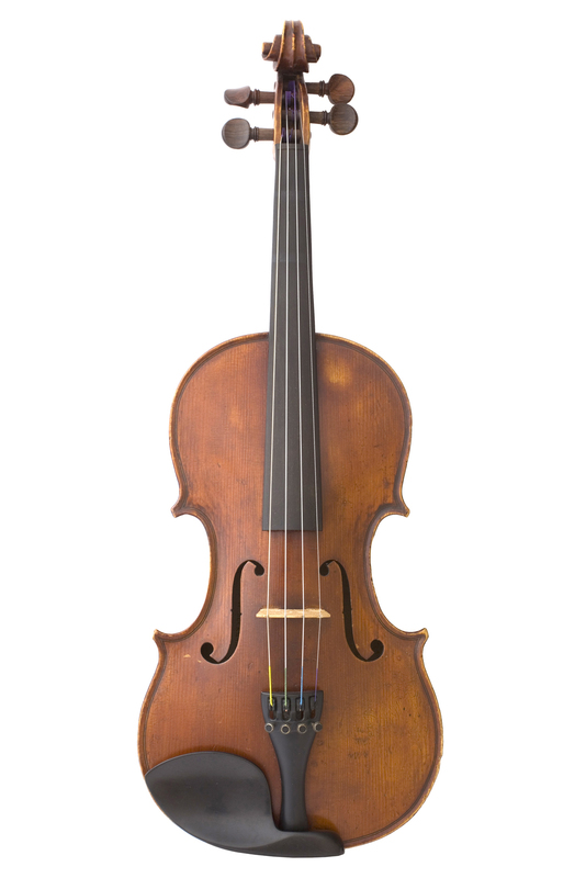 Image of Violin by George Buckman, Dover, 1919