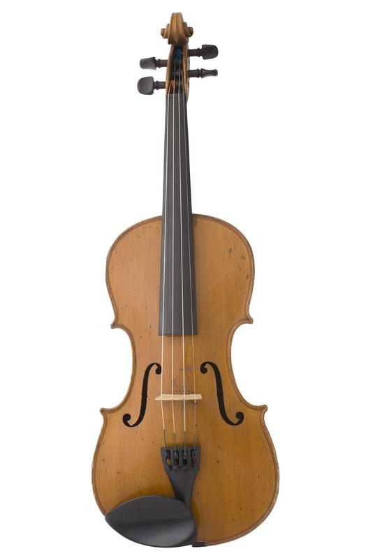 Image of 'Concert' violin by E.R. Schmidt, Markneukirchen