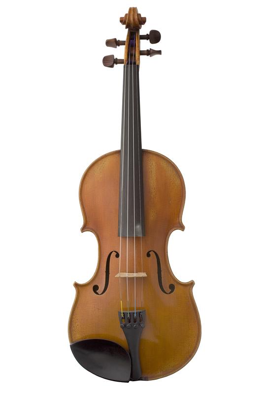 Image of French workshop violin