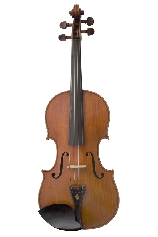 Image of Violin by Nestor Audinot, 1899