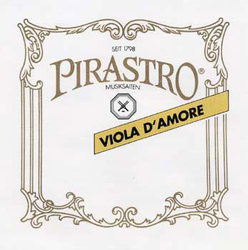 Pirastro Viola D'Amore (Sympathetic strings)