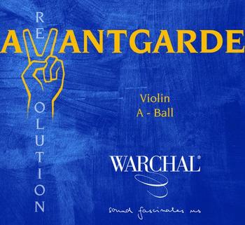 Image of Warchal Avantgarde Violin String, A
