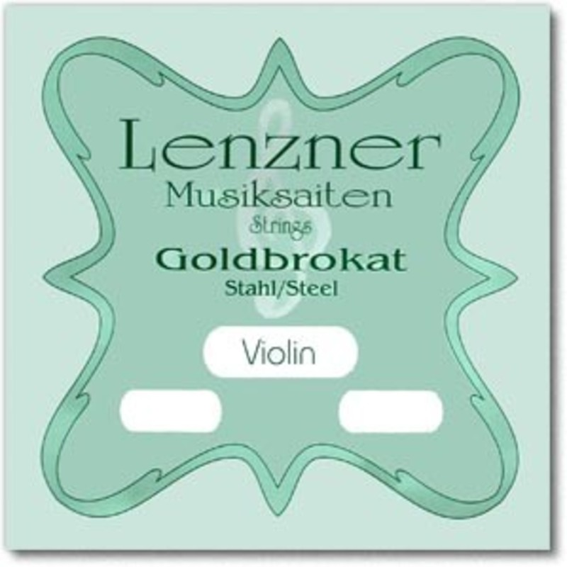 Image of Goldbrokat violin string, D