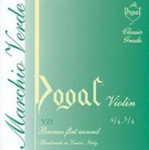 Dogal Green Label Violin String, E