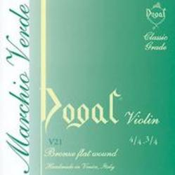 Dogal Green Label Violin String, E