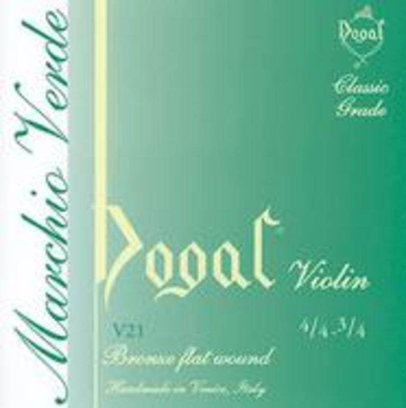 Image of Dogal Green Label Cello Strings. SET