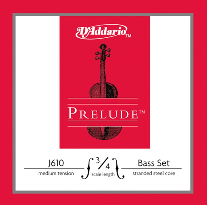 Image of Prelude Double Bass Strings, Set