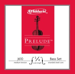 Prelude Double Bass String, D