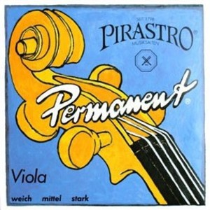 Pirastro permanent viola cropped
