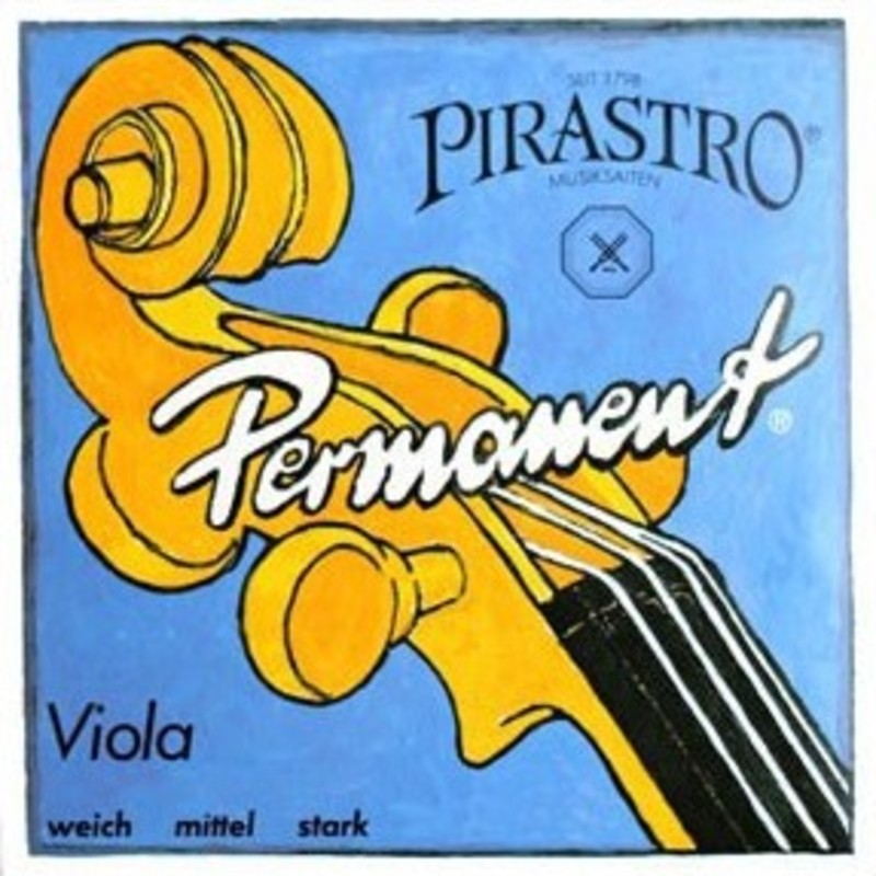 Image of Pirastro Permanent Viola String, C