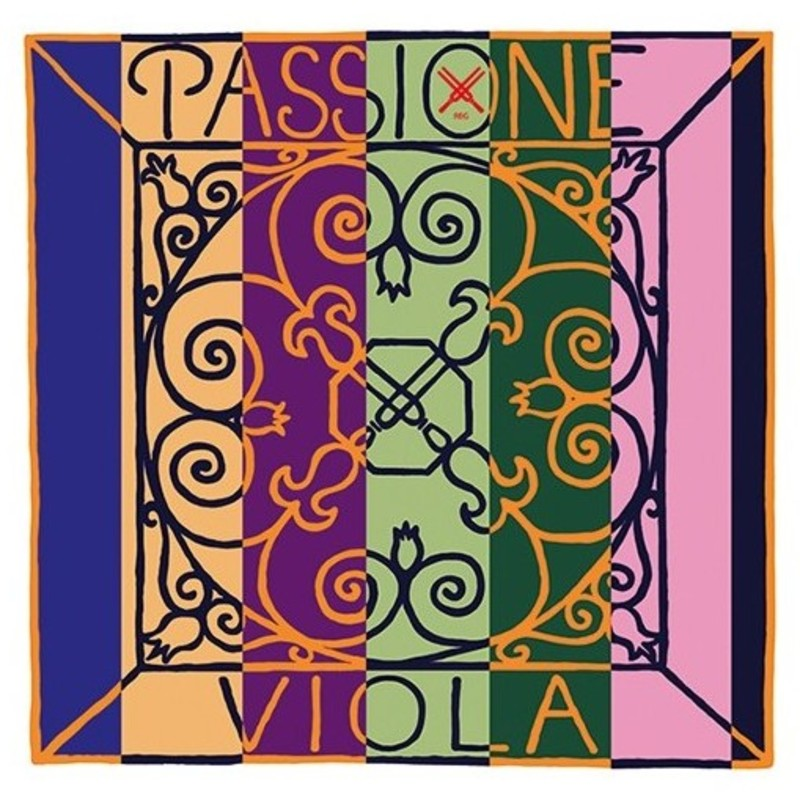 Image of Pirastro Passione Viola strings, Set
