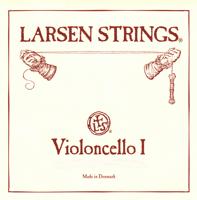 Image of Larsen Cello String, A