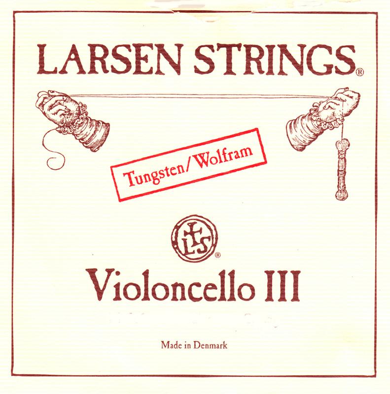 Image of Larsen Cello String, G