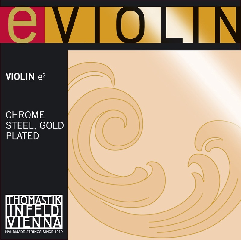 Image of Thomastik Special Programme Violin String, E Gold