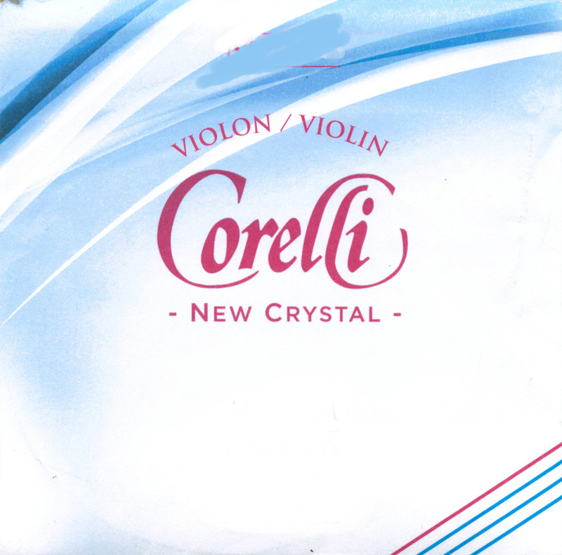Image of Corelli Crystal Violin Strings, SET