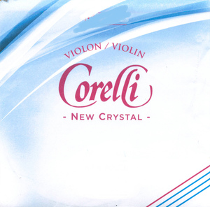 Corelli Crystal Violin Strings, Set