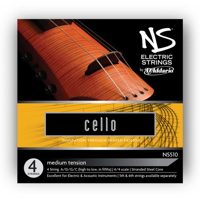 Image of NS Electric Cello Strings, SET