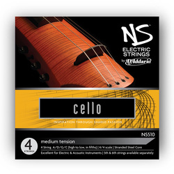 NS Electric Cello Strings, SET