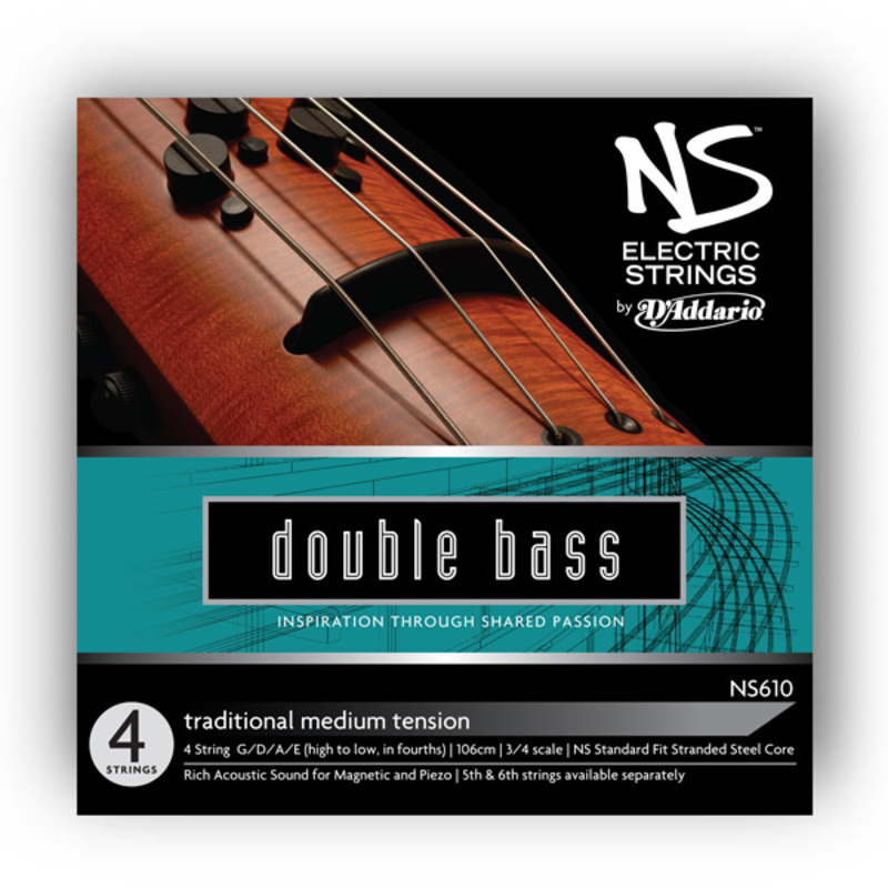 Image of NS Electric Traditional Bass Strings, SET