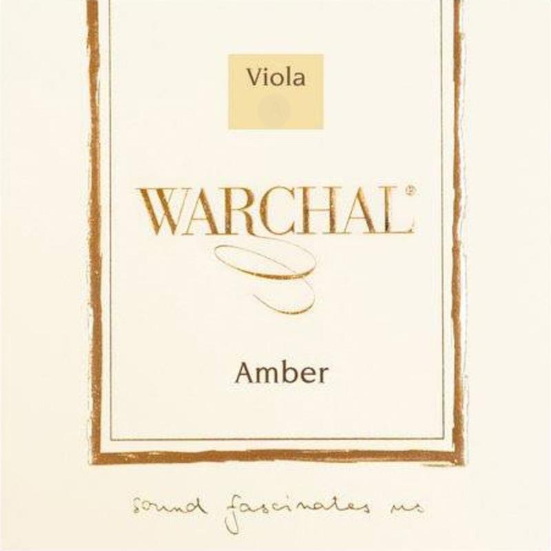 Image of Warchal Amber Viola String, D