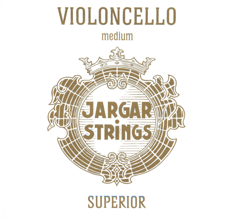 Image of Jargar Superior Cello String, D