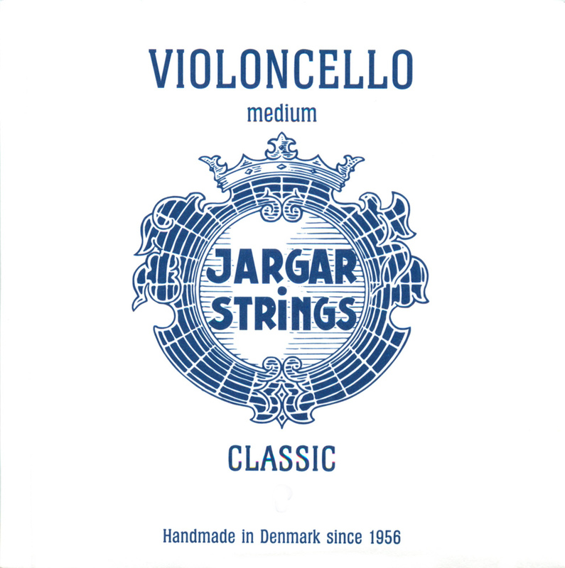 Image of Jargar Classic Cello String, A