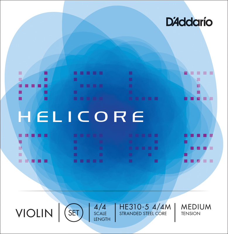 Image of Helicore Violin Strings, Set