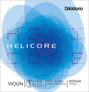 D'Addario Helicore Violin String, E