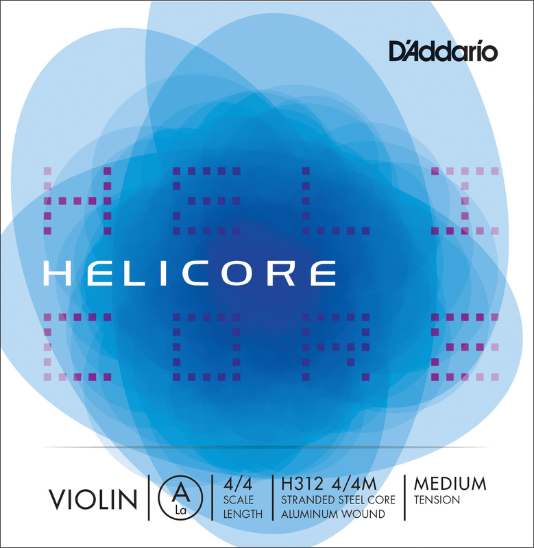 Image of Helicore Violin String, A