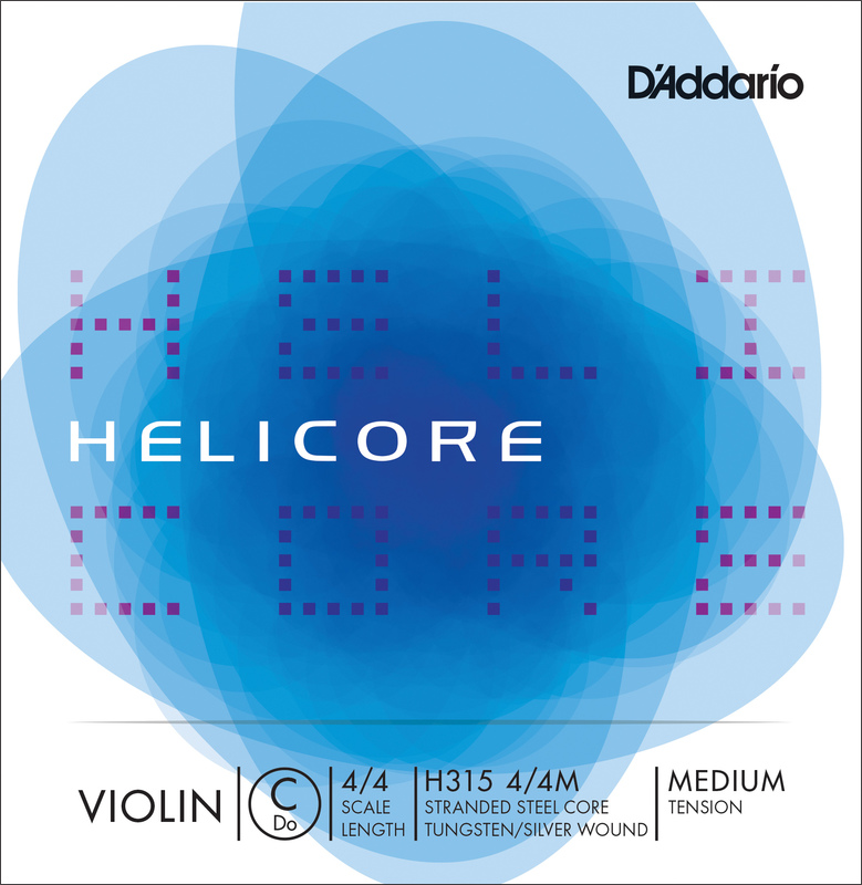 Image of Helicore Violin String, C