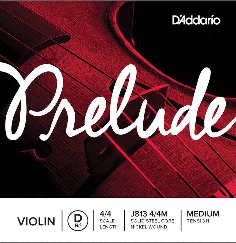 Image of Prelude Violin String, D