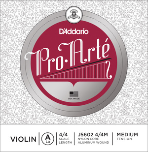 Pro Arté Violin String, A