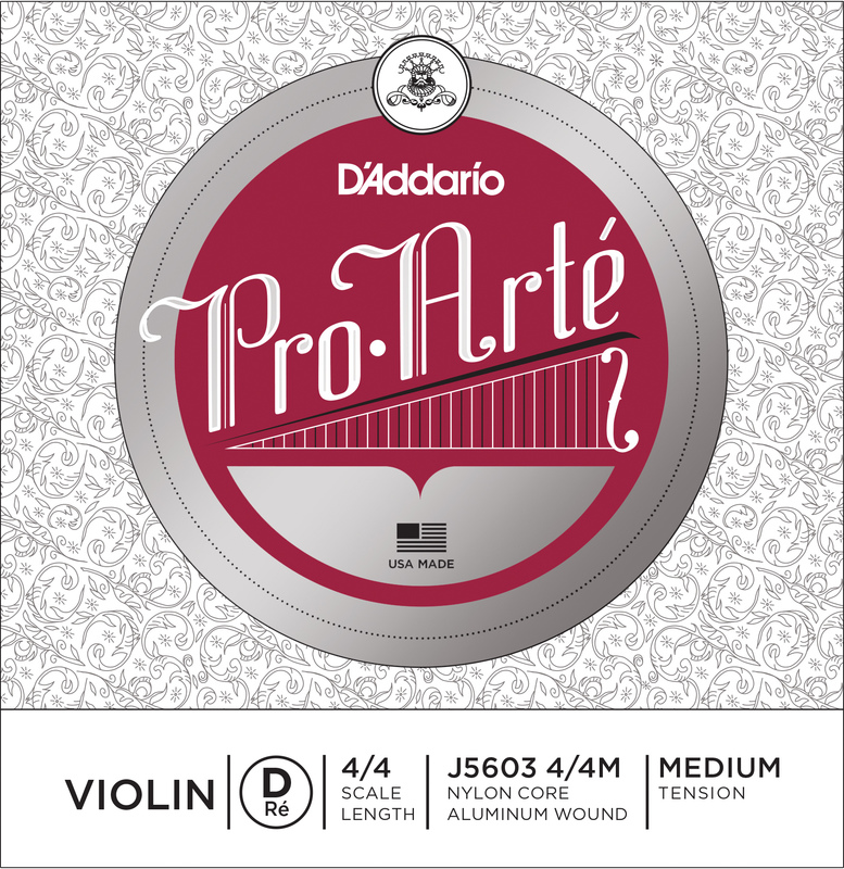 Image of Pro Arté Violin String, D
