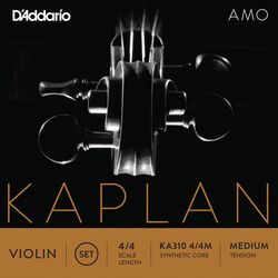 Kaplan Amo Violin Strings, Set