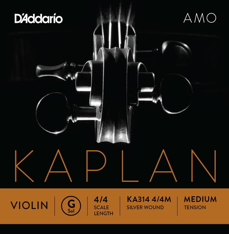 Image of Kaplan Amo Violin String, G