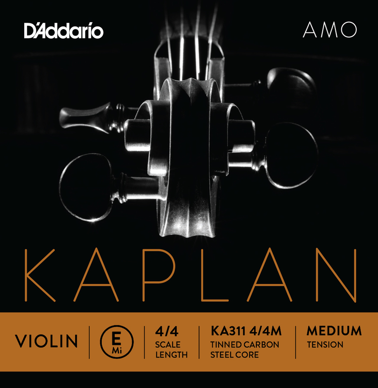 Image of Kaplan Amo Violin String, E