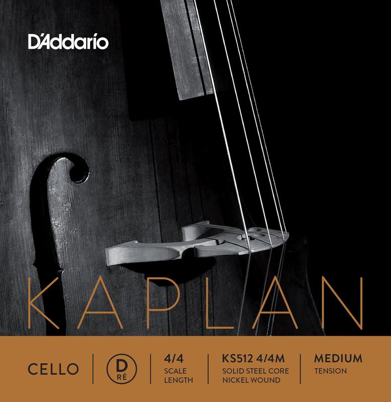 Image of Kaplan Cello String, D